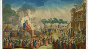 Les jardins en Révolution(1789-1799)