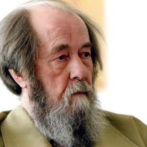 Soljenitsyne, les racines du mal soviétique :conférence