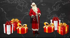 Une brève histoire du Père Noël!