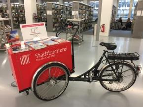 Francfort-sur-le-Main : ses célébrités, et son réseau de bibliothèquesmunicipales!