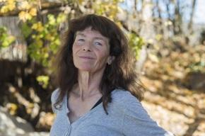 Catherine Poulain, l'âmevoyageuse